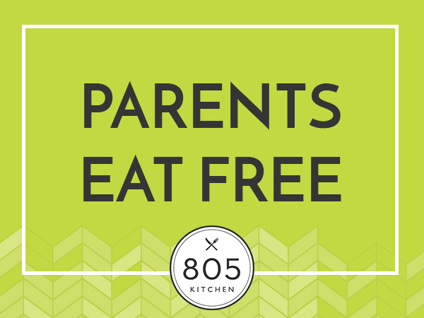 Parents Eat Free!