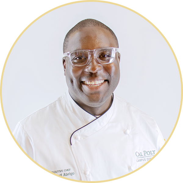 Rensford Abrigo, Campus Dining Executive Chef