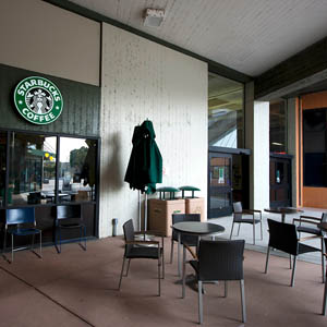 Starbucks Coffee @ the UU