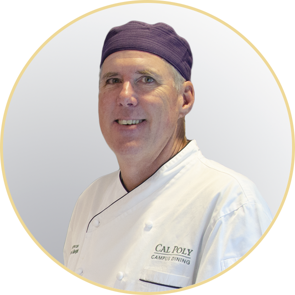 Michael Albright, Campus Dining Executive Chef