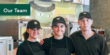 Cal Poly Campus Dining Team